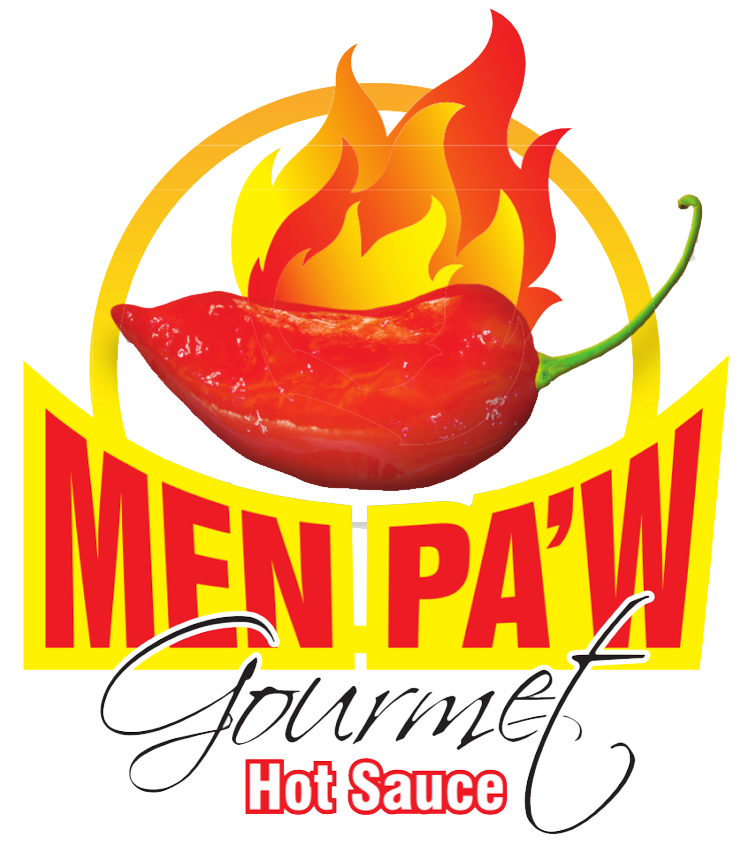 Men Pa'w Gourmet Hot Sauce, all natural and Orgasmic.