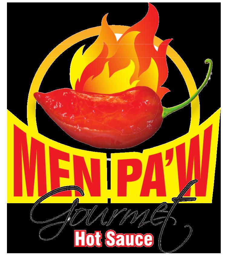 Men Pa'w Gourmet Hot Sauce, all natural and Orgasmic.